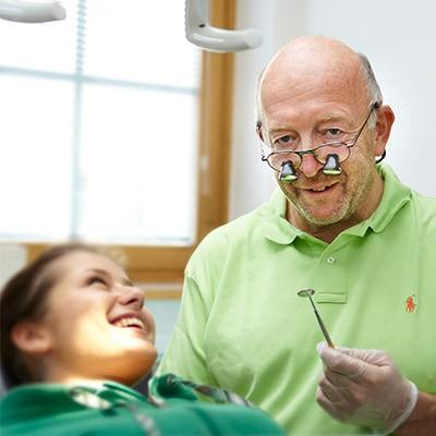 Dr. Vockner Saalfelden Zahnarzt Perio