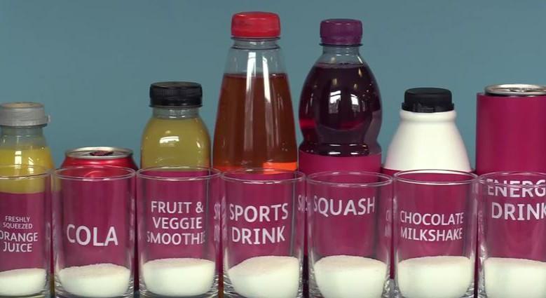 Zuckergehalt in Getränken | Zahnarzt Dr. Helmut Vockner