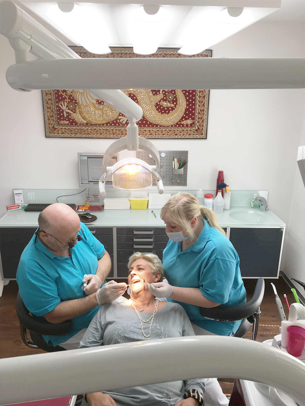 Dr Vockner Zahnarzt in Saalfelden am Steinernen Meer